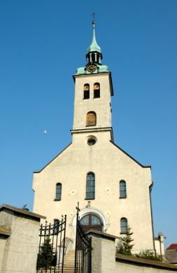 kościół w kórnicy